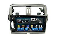 Автомагнитола Toyota Prado 150 2013. Kaier KR-1048 Android, без DVD. 4-х ядерный процессор