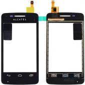 Сенсор (тачскрин) Alcatel One Touch T'Pop 4010 Black