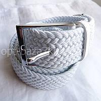 Унисекс ремень плетенка-резинка (Китай) — купить оптом в одессе 7км , фото 1