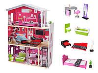 Игровой кукольный домик Malibu