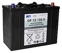 Тяговый гелевый аккумулятор Sonnenschein GF 12 105 V