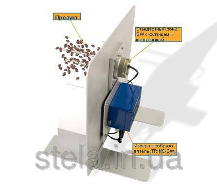 Радарные влагомеры TRIME-GW для измерения влажности в сушилках