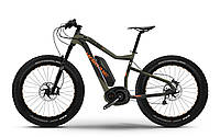 "Электровелосипед Haibike XDURO FatSix 26"" 400Wh 2016"