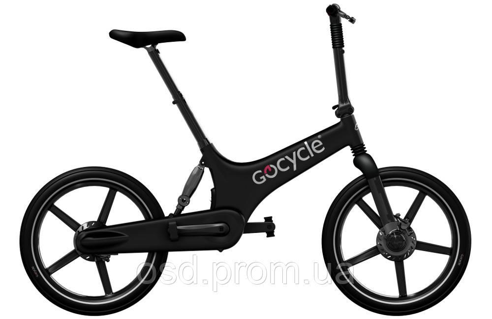 Электровелосипед Gocycle G3 (черный) - Медтехника «Здоровая жизнь» - инвалидные коляски, кровати медицинские, массажное оборудование в Запорожье