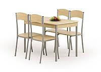 Стол + 4 стула LONGIN