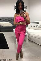 Женский комбинезон Marie (Розовый) (L)