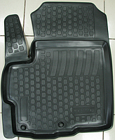 Коврики автомобильные для Toyota (Тойота),полиуретан Лада Локер