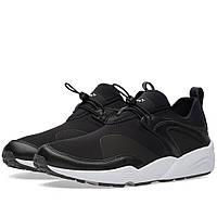 Оригинальные  кроссовки Puma x Stampd Blaze of Glory NU Black