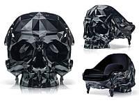Антикварное кресло в форме черепа