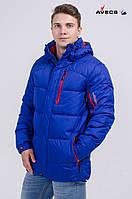 Куртка мужская Avecs AV-7342507 Blue Авекс Размеры 46 48 50 52 54