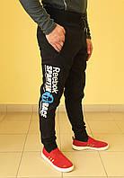 Мужские спортивные штаны Reebok 77925 черный код 406б