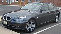 Ветровики для BMW 5 серии (E60) с 2002-2010 г.в. Sedan