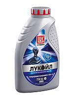 Трансмиссионное масло ЛУКОЙЛ ТМ-4 SAE 75W/90 API GL-4 1л