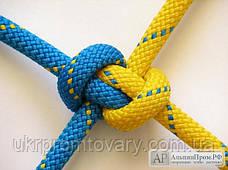 Веревка статика альпинистская диаметр 9,5 мм, фото 3