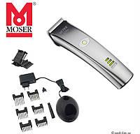 Машинка для стрижки Moser Li+Pro 1884-0050 + насадка HG polishen