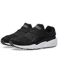 Оригинальные  кроссовки Puma x Stampd Trinomic Sock NM Black