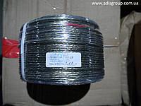 Трос металлополимерный в оплетке ПВХ ПР-3.0