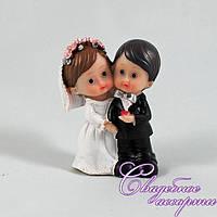 "Свадебная фигурка на торт ""Сердечко"""