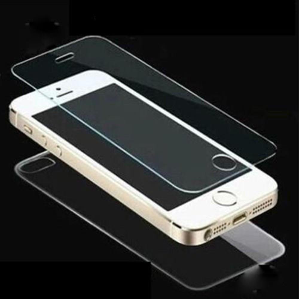 Защитное стекло двухстороннее для iPhone 5 5S SE