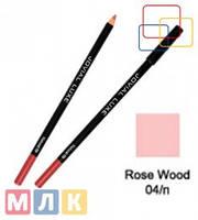 Jovial Luxe Карандаш для губ и глаз деревянный ML-185 №04 rose wood, 1,8 г