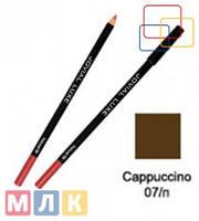 Jovial Luxe Карандаш для губ и глаз деревянный ML-185 №07 cappuccino, 1,8 г