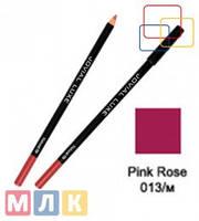Jovial Luxe Карандаш для губ и глаз деревянный ML-185 №13 pink rose m., 1,8 г