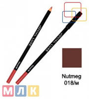 Jovial Luxe Карандаш для губ и глаз деревянный ML-185 №18 nutmeg, 1,8 г