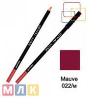 Jovial Luxe Карандаш для губ и глаз деревянный ML-185 №22 mauve, 1,8 г