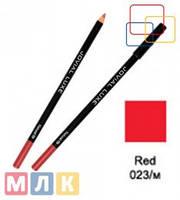 Jovial Luxe Карандаш для губ и глаз деревянный ML-185 №23 red, 1,8 г