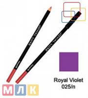 Jovial Luxe Карандаш для губ и глаз деревянный ML-185 №25 royal violet, 1,8 г