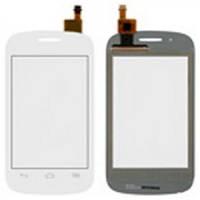 Сенсор (тачскрин) Alcatel One Touch C1 Dual Sim 4015D White