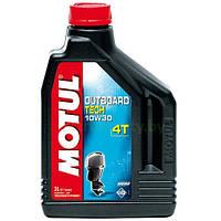 Масло MOTUL 4Т для навесных моторов