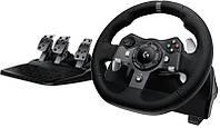 Руль и педали для PC/Xbox One Logitech G920 Driving Force (941-000123)