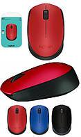 Мышь Logitech M171 WL Red/Black (910-004641)