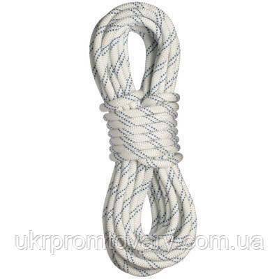 Веревка статика альпинистская диаметр 15 мм Новинка