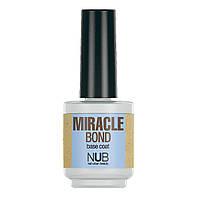 Базовое покрытие NUB Miracle Bond 15 мл