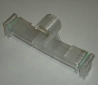 Плечики вешалки тремпеля Marc-Th WBO-1PS цвет прозрачный, длина 25 см