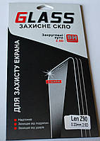 Закаленное защитное стекло для Lenovo Vibe Z90, F723