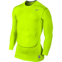 Мужское термобелье Nike Pro Combat Dri-Fit Core Compression LS 2.0