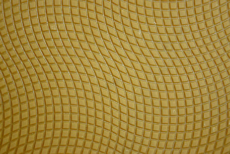 "Резина набоечная каучуковая ""Хвиля""  300*170 т.4,5 мм. беж, фото 2"