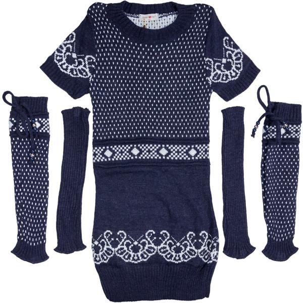 картинка туника с гетрами для девочек