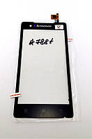 Сенсорный экран для мобильного телефона Lenovo A788t, черный AAA