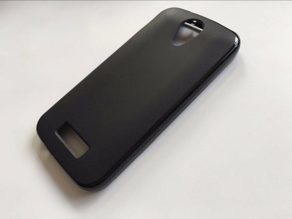 Чехол Doogee X3 / X3 Pro TPU силикон черный