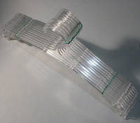 Плечики вешалки тремпеля Marc-Th WBO-7PS цвет прозрачный, длина 32 см
