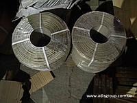 Трос металлополимерный в оплетке ПВХ ПР-5.0 от 100 м.