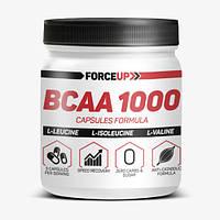 Аминокислотный комплекс BCAA 1000 (300 капс.) ForceUp