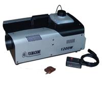 Генератор дыма 1200W Радио + ручной контролер