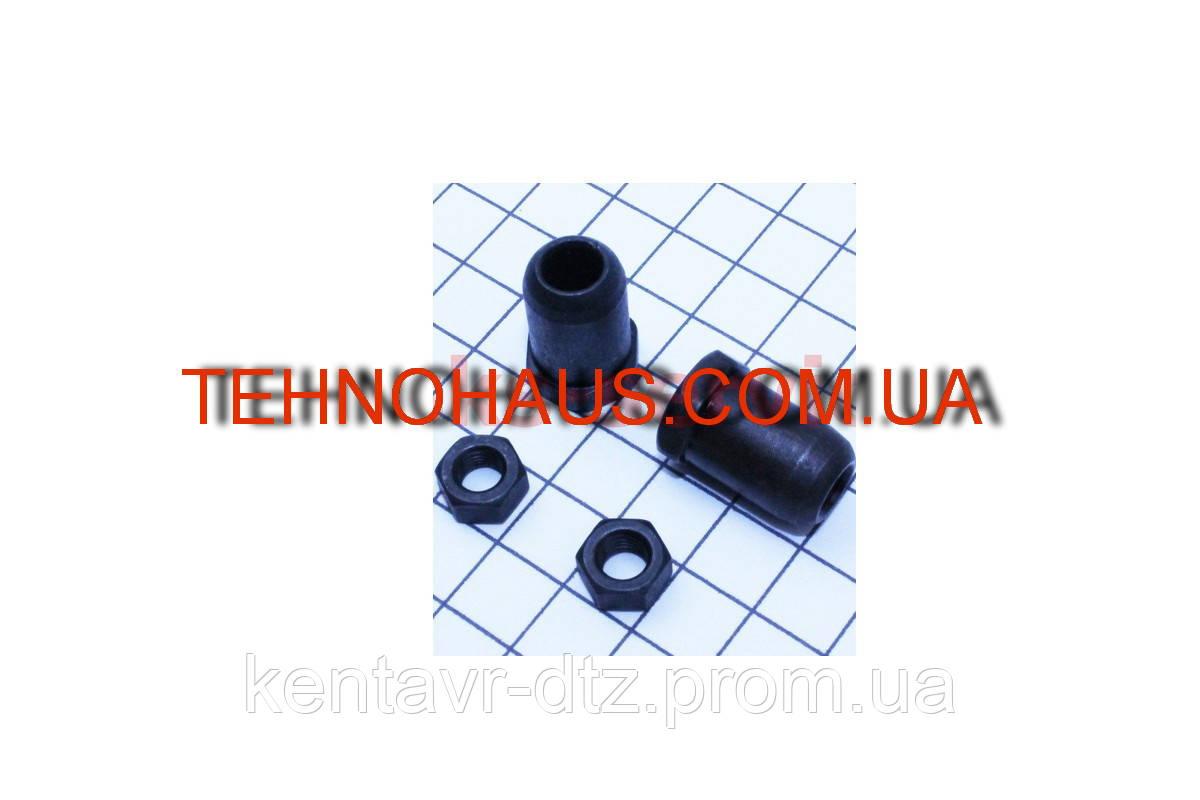 168F - винт регулировки клапанов с гайкой (2винта+2гайки)