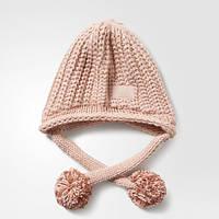 Теплая шапка-бини адидас Climawarm Chunky Peruvian AY7873