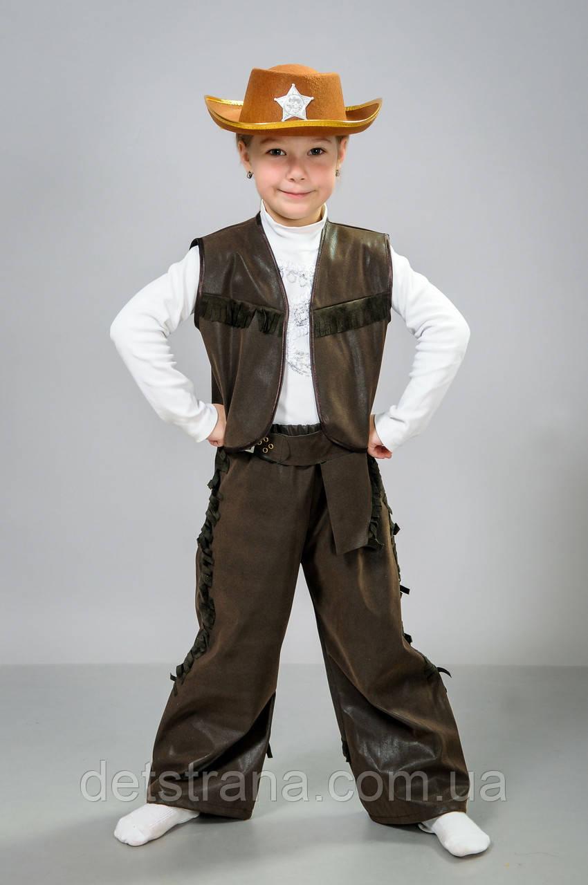 Детский Карнавальный костюм Ковбой: продажа, цена в ... - photo#38